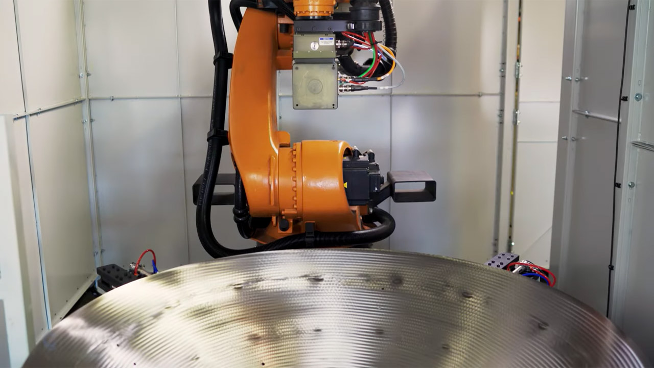 robotic material removal